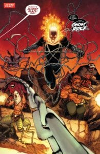 Ghost Rider Johnny Blaze King of Hell Ed Brisson Aaron Kuder Ghost Rider Blaze Ketch