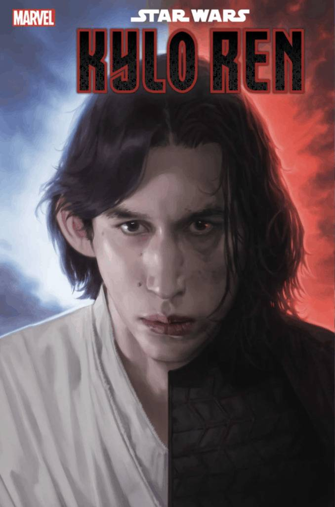 Kylo Ren and Knights of Ren Variant Cover