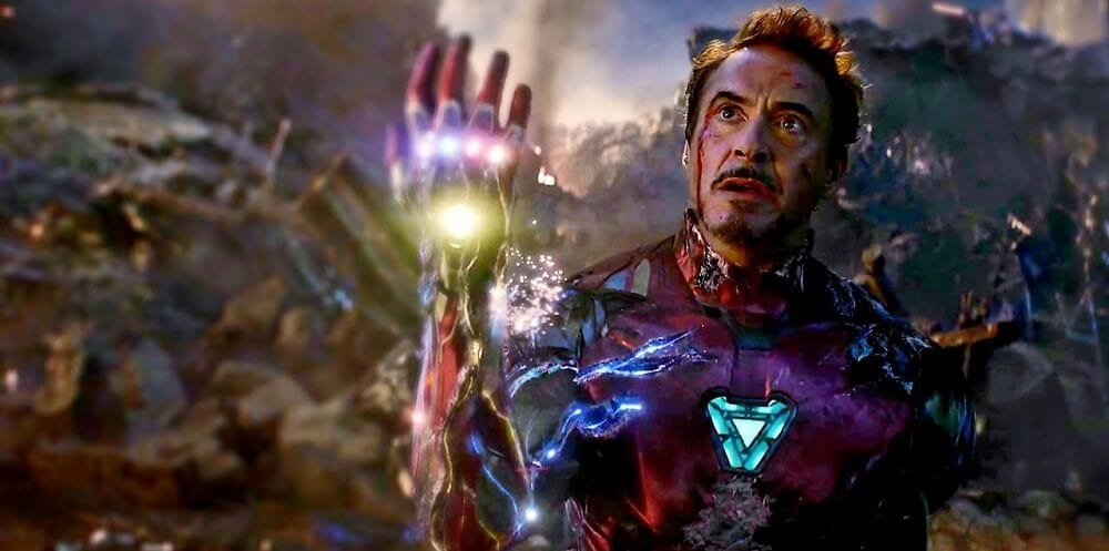 Martin Scorsese Says Marvel Movies Aren't Cinema I Am Iron Man Screengrab Colored Up
