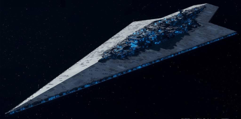 Marvel vs. Star Wars Darth Vader Executor Special Effects