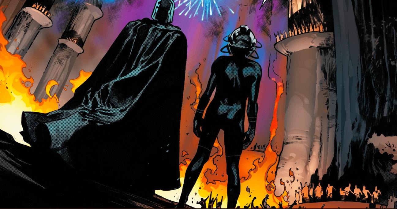 Magneto Xavier X-Men Powers Hickman