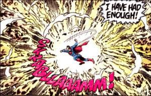 superman earth-two, kal-l, anti-monitor