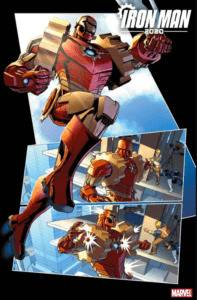 Iron Man 2020 Dan Slott Marvel Comics