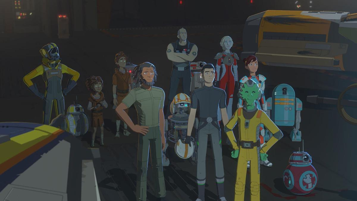 Star Wars Resistance Season 2 premiere featured