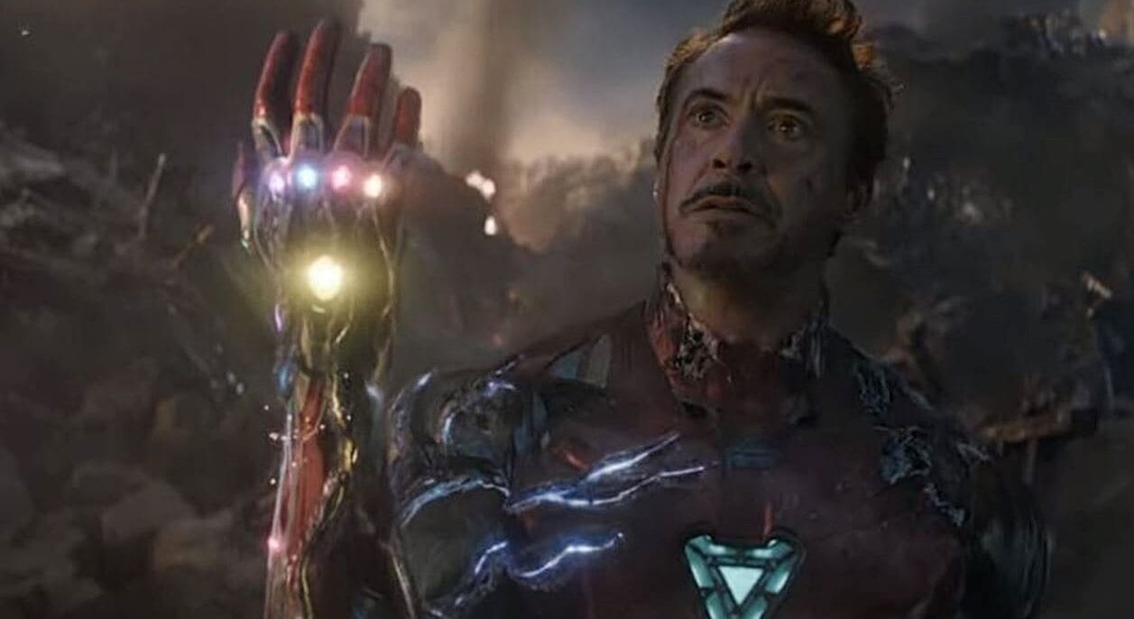Superhero Movies Cinema I am Iron Man Endgame