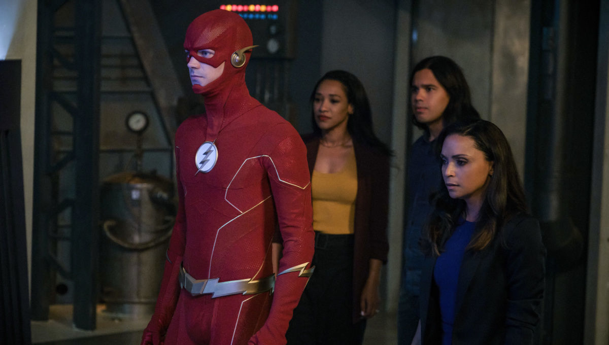 The Flash Season 6 premiere featured
