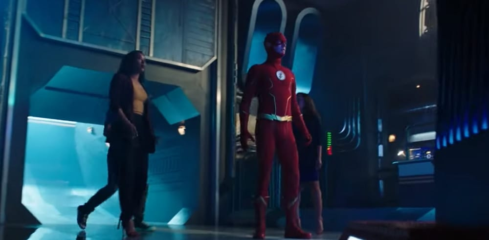 The Flash Season 6 trailer sendil ramamurthy bloodwork, Flash 2024 The Flash season six trailer The Flash Sixth Season Trailer new suit group