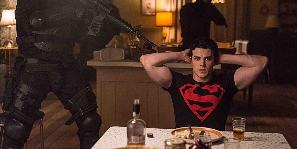 Titans Superboy and Krypto Episode Featured