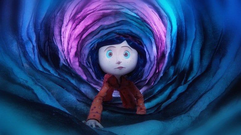 Coraline, The Imaginative Halloween Movie