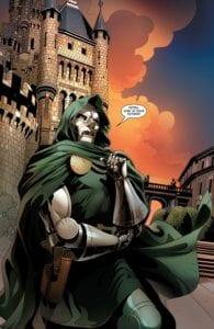 Doctor Doom Marvel Comics Christopher Cantwell