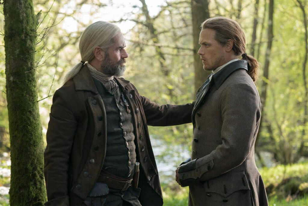Outlander Season 5 - Murtagh & Jamie