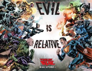 Forever Evil, Crime Syndicate, Lex Luthor, DC Comics Events