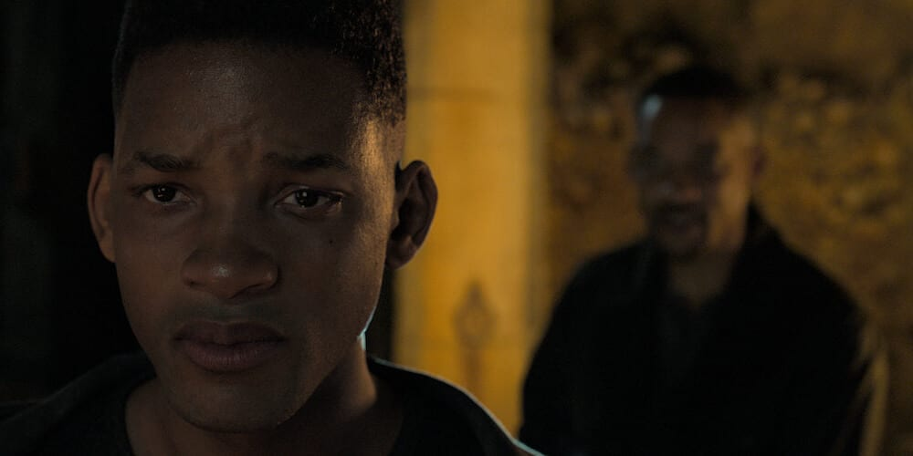 Will Smith in Gemini Man.