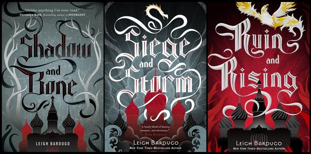 Top 10 Fantasy Series of the Decade - Grisha Trilogy