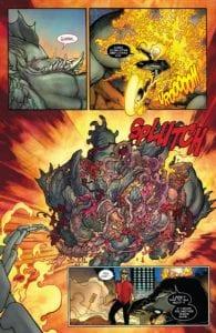 Danny Ketch Ghost Rider Demon Fighting Ed Brisson Aaron Kuder Ghost Rider Blaze Ketch