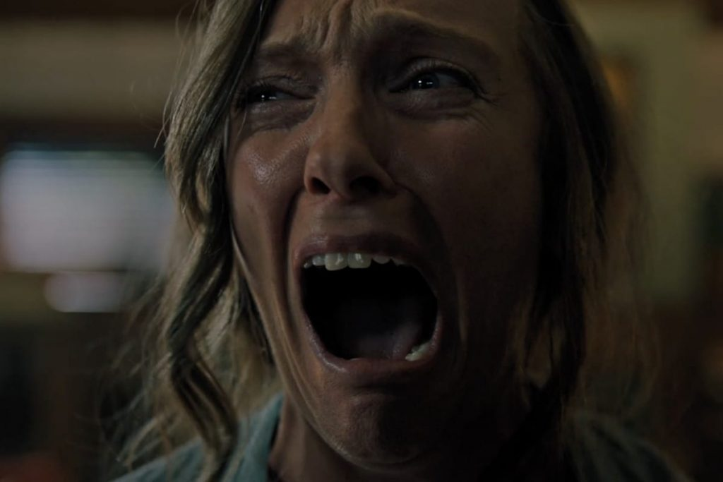 Toni Collete in Halloween Worthy Scares, Hereditary