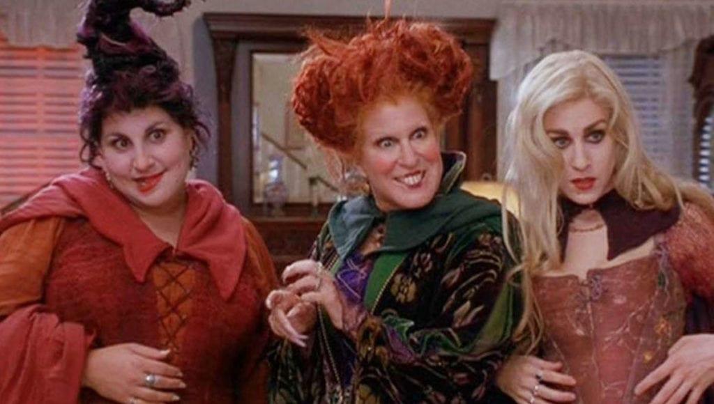 Hocus Pocus, the ultimate Halloween movie