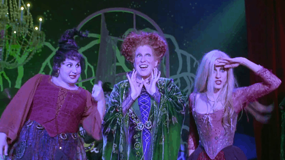 Disney+ Giving Us Our Hocus Pocus Needs
