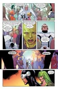 Magneto, Mutant Messiah, X-Men #1, Hickman