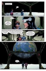 Cyclops, Corsair, Moon, X-Men #1 Hickman