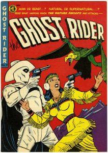 Ghost Rider Western