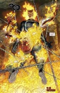 Ed Brisson Aaron Kuder Ghost Rider Blaze Ketch