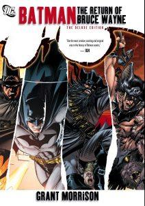 DC Comics, DC Events, Return of Bruce Wayne, Batman, Grant Morrison