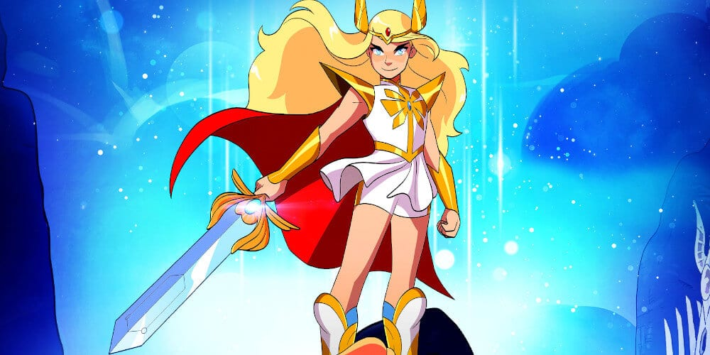 She-Ra And The Princesses Of Power Season 4 poster.
