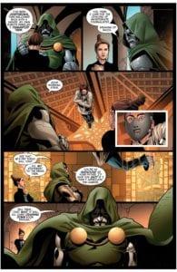 Latveria Doctor Doom Steve