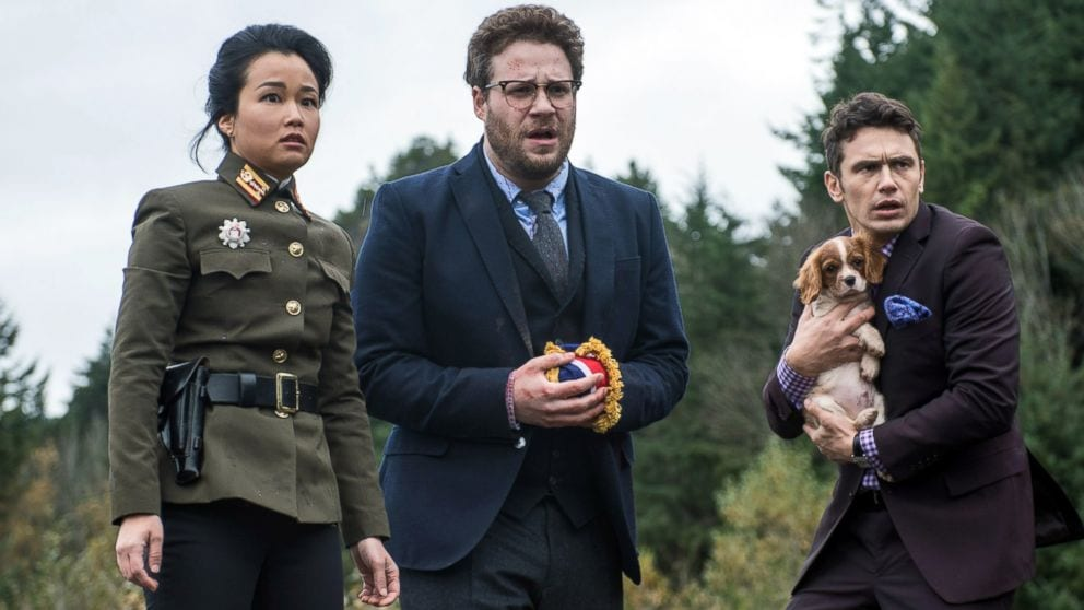 Rogen, Franco, The Interview