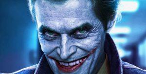 Willem Dafoe Batman Joker Robert Pattinson