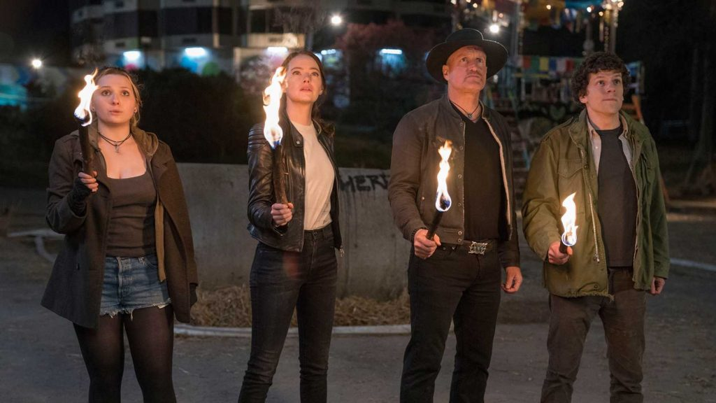 The Zombieland: Double Tap Friendships Review