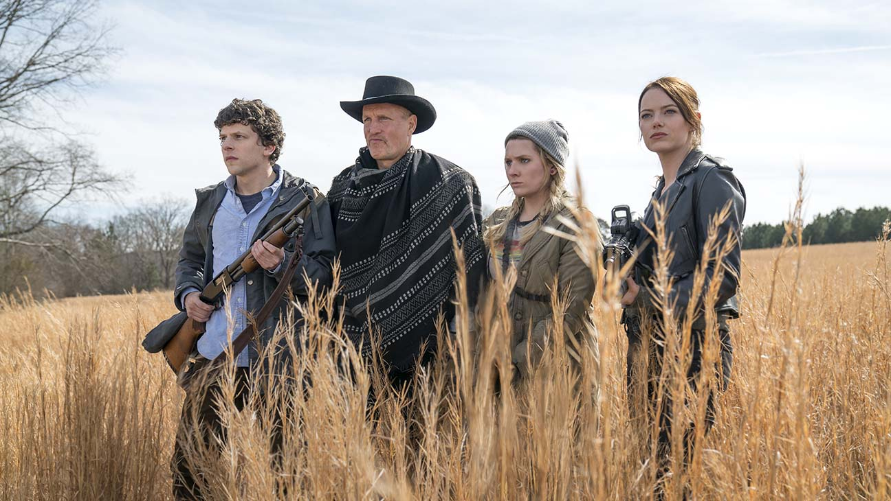 The Gang of Zombieland: Double Tap