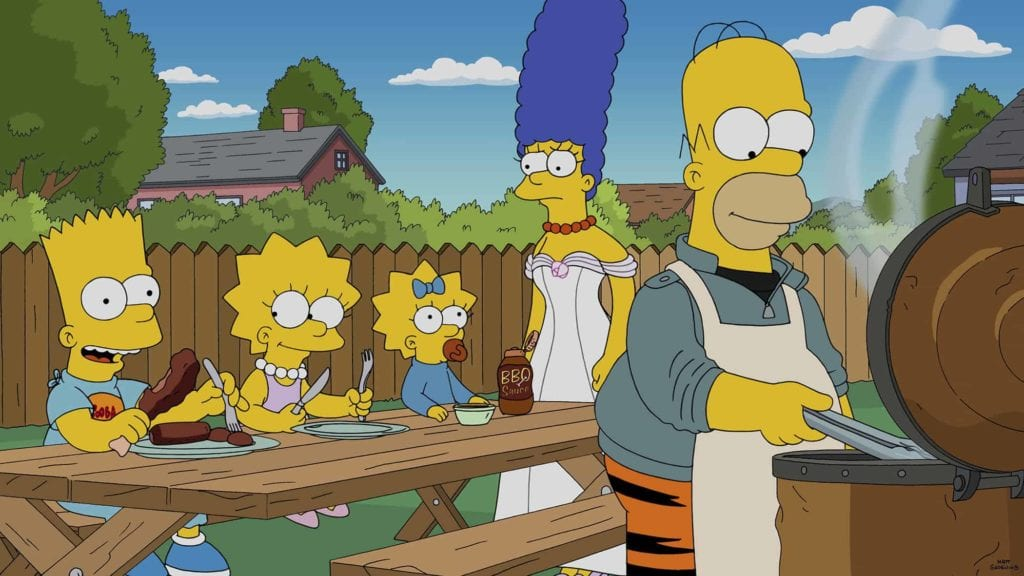 Danny Elfman Claims 'The Simpsons' Will End Soon