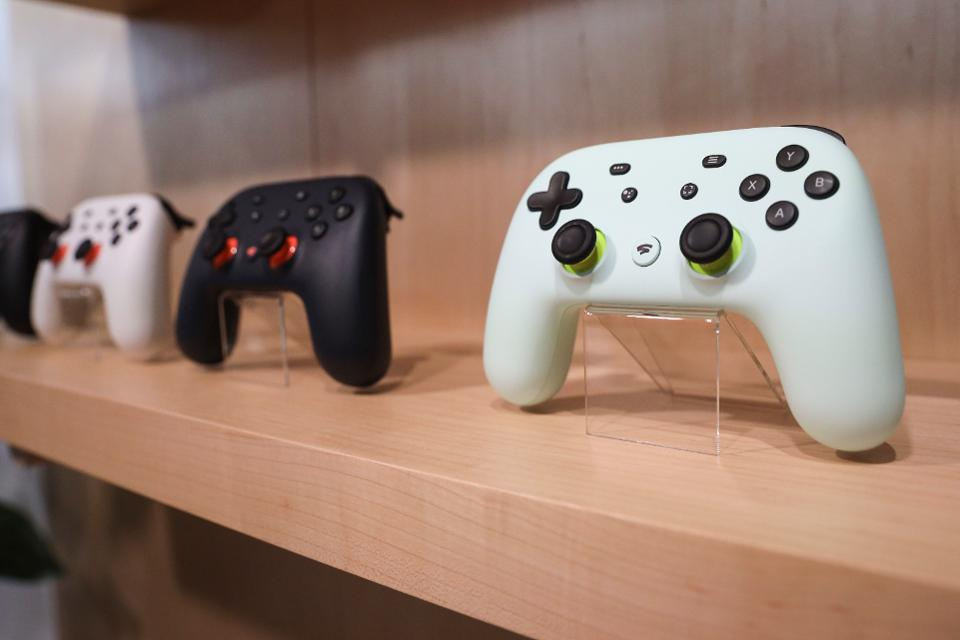 google stadia launch updates