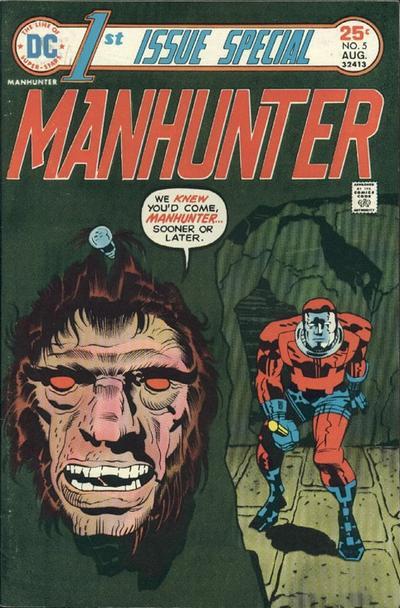 Manhunter, Mark Shaw, Event Leviathan