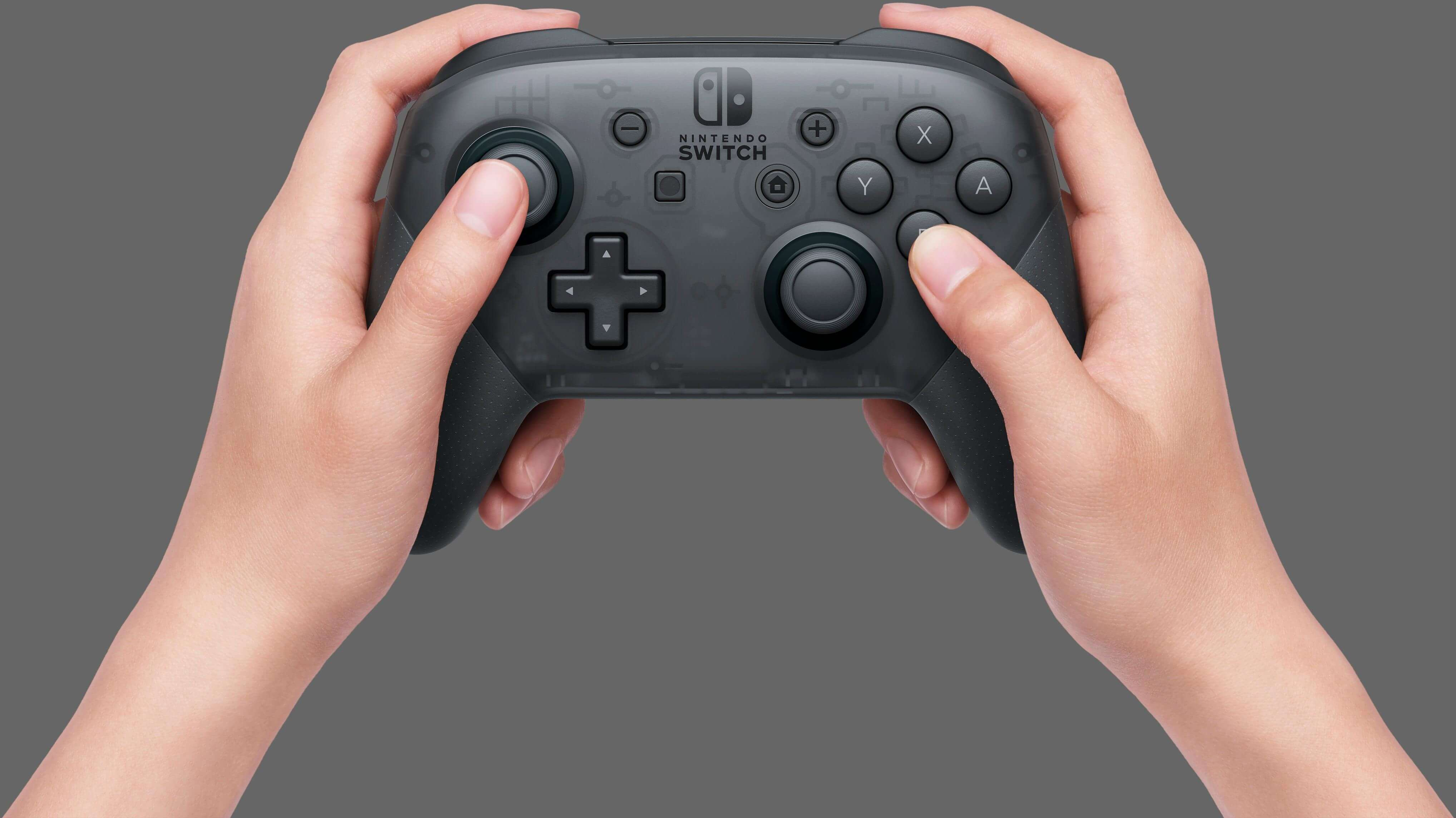 switch pro controller android support