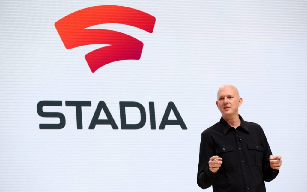 google stadia launch updates