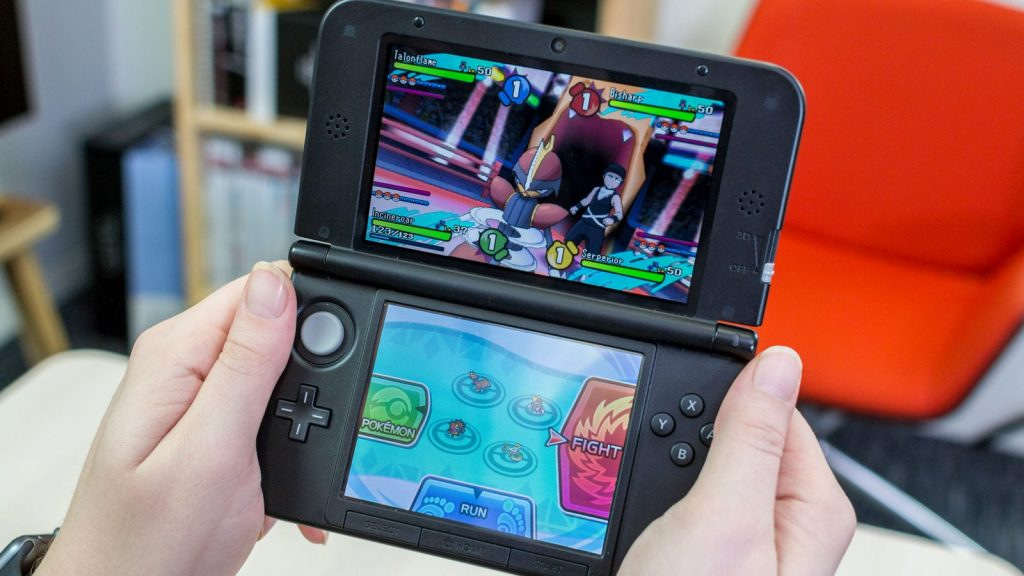 best console of the decade 3ds