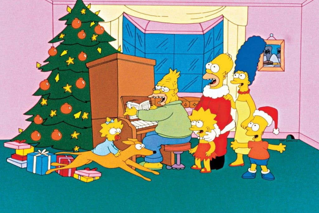 is the simpsons ending