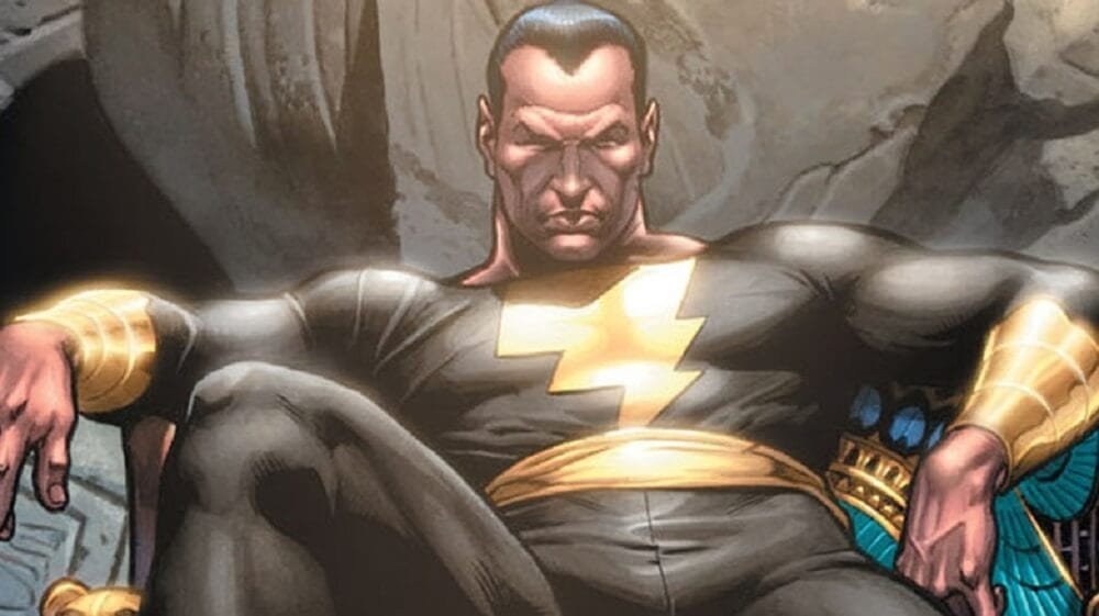 Black Adam Movie Release Date DC image 2