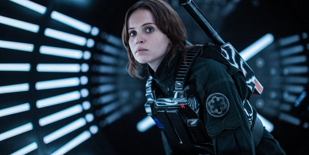 Bob Iger Star Wars Less Is More Rogue One