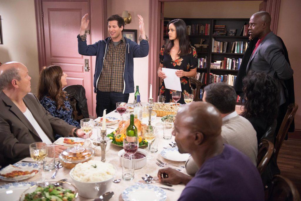 Brooklyn Nine Nine Thanksgiving Special