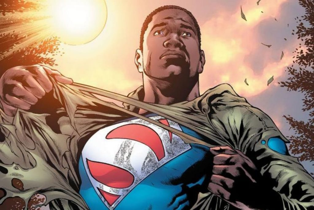 Calvin Ellis, Superman, DC Comics, Earth-23, Black Superman
