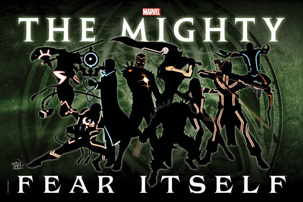 Fear Itself, Marvel Comics, Matt Fraction, Thor, Captain America