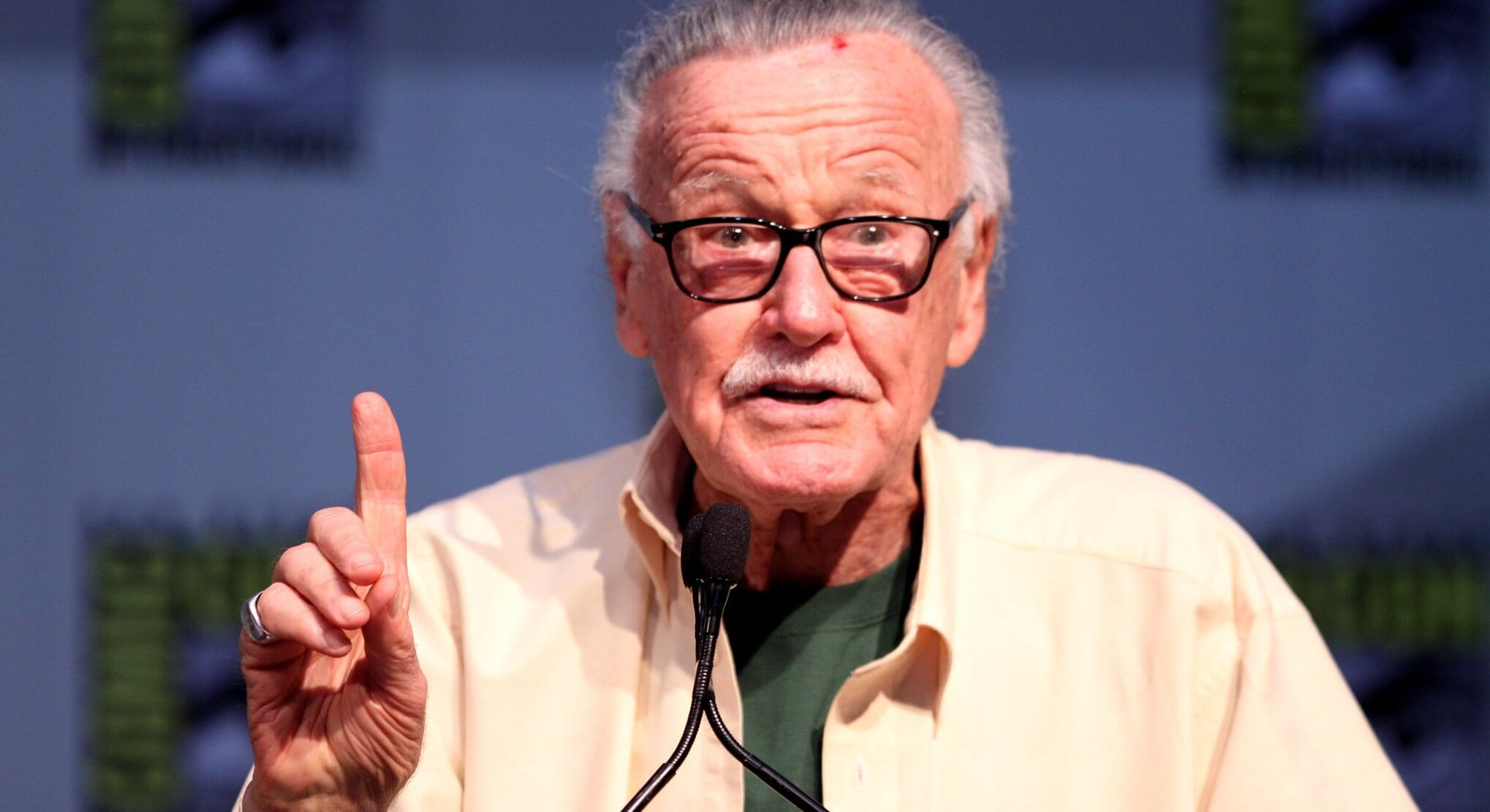 First anniversary of stan lee's death featured
