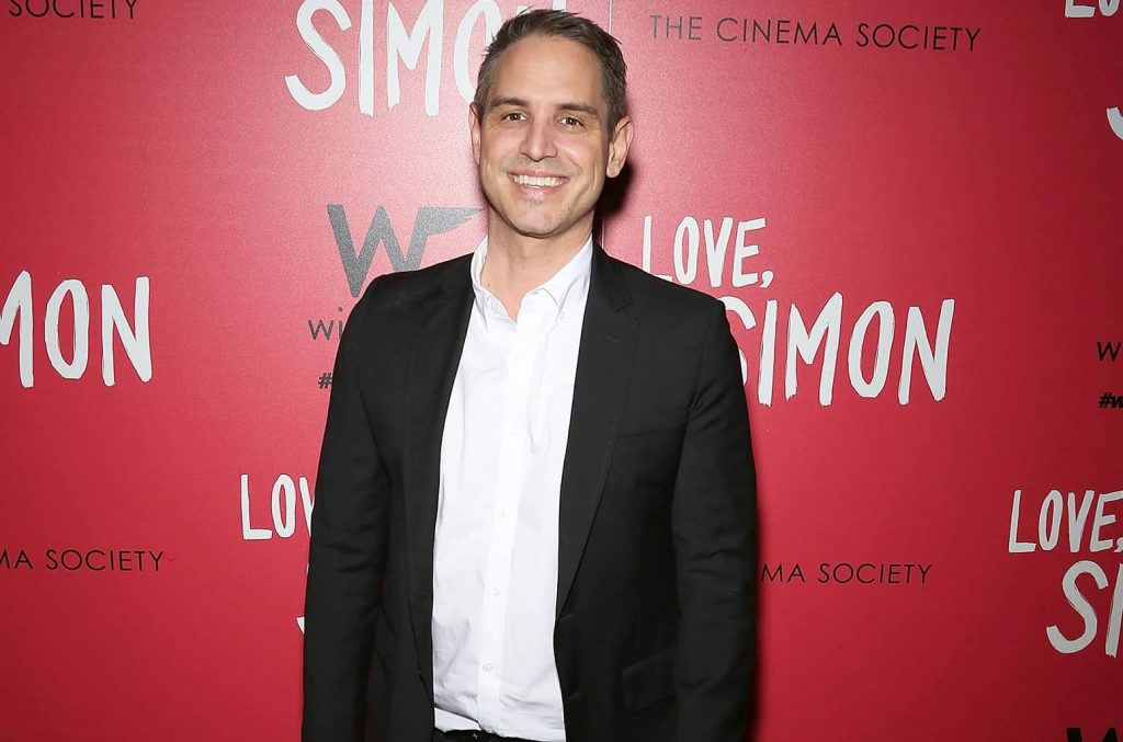 Greg Berlanti, Love Simon, Director, Green Lantern Corps