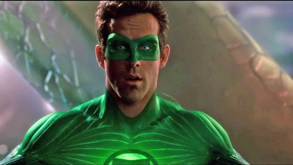 Ryan Reynolds, Green Lantern, DC Comics