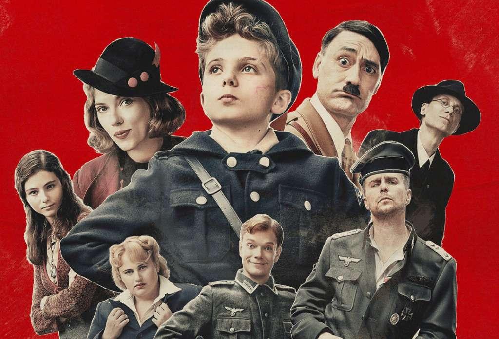 Scarlett Johansson, Sam Rockwell, Rebel Wilson, Takia Waititi, Alfie Allen