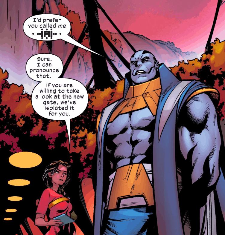 Apocalypse, X-Men, Tini Howard, Excalibur Tini Howard Excalibur #1